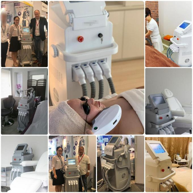 Permanent Pain Free Ipl Hair Removal Device Beauty Salon Use Skin Rejuvenation