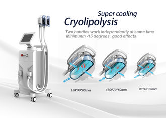 Cryolipolysis Fat Freeze Slimming Machine Circumference And Cellulite Reduction