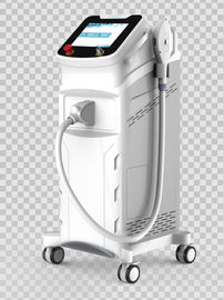 Vertical Shr E Light Beauty Equipment , Japan HGC Capacitors Skin Tightening Machine