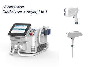 Alarm Protection System Laser Tattoo Removal Machine For All Skin Color