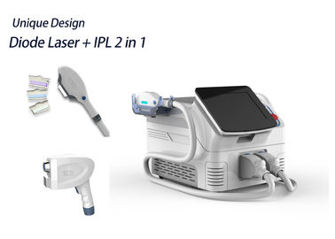 No Surgery 808 Laser Hair Removal Device , Double Safety System Hair Removal Laser Equipment