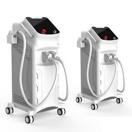 Compact Q Switched ND YAG Laser Machine For / Lip Line / Age Pigmentation Removal