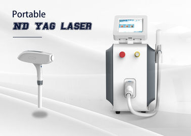 Portable Laser Beauty Machine ND Yag Laser Tattoo Removal Carbon Peeling Device