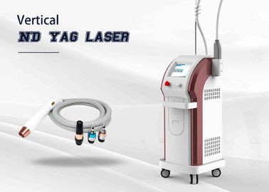 1~6mm Spot Size Q Switched ND YAG Laser Machine For Pigment Removal No Downtime