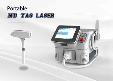 Portable Laser Tattoo Removal Machine 532nm 1064nm 1320nm Carbon Peeling Device