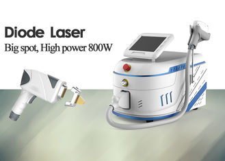"Permanent Hair Removal 755nm 808nm 1064nm Diode Laser Machine 10.4"" Inch True Color LCD Display"
