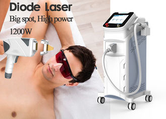 Portable Laser Hair Removal Professional Equipment 808nm Wavelength 62.5 * 60 * 116CM
