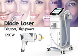 Lady Diode Laser Hair Removal Machine / Skin Hair Removal Machine High Efficiency
