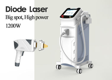 Vertical Pain Free Laser Hair Removal Machines 30 - 300ms Pulse Duration CE Certificate
