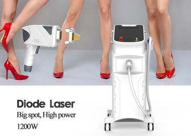 Painfree Portable 755nm 808nm 1064nm Diode Laser 1 - 10Hz Pulse Frequency