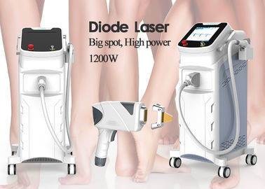 High Efficiency Professional Facial Hair Removal Machine 1200W Power 55kgs Gross Weight