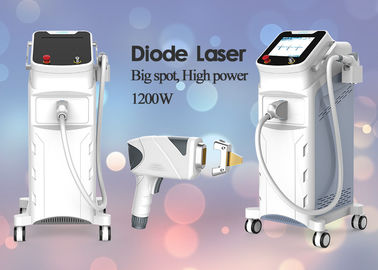 Professional 755nm 808nm 1064nm Diode Laser Beauty Machine 1 - 10Hz Pulse Frequency